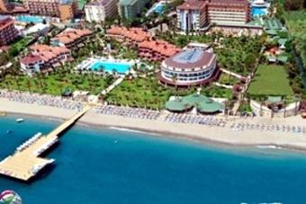 Van de Luchthaven Antalya naar Alanya