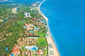 Antalya naar Belek