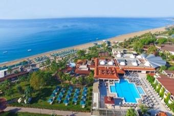 Van de Luchthaven Antalya naar Side