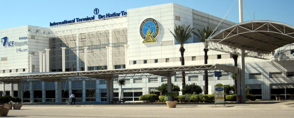 antalya luchthaven